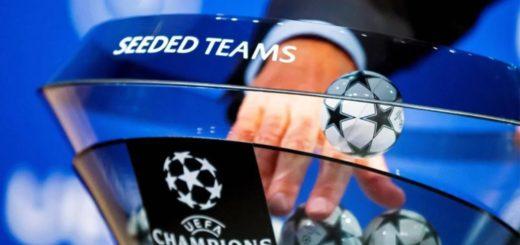 Se sortearon los octavos de final de la Champions League: con grandes partidos, así quedaron los cruces