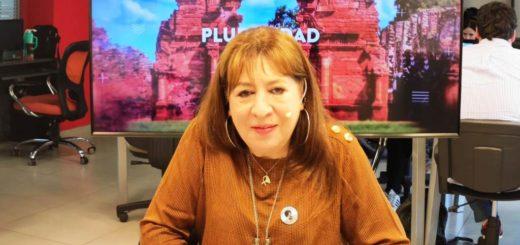 Género, educación e inmigrantes, los ejes que tendrá la gestión de Graciela Leyes en el ministerio de Derechos Humanos