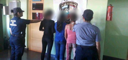 Gobernador Roca: detienen a tres mujeres violentas por agredir a otra con un cuchillo