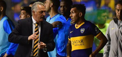 """Tevez: """"Alfaro me faltó el respeto al no ponerme contra River"""""""