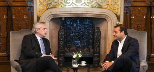 Obras públicas, medidas económicas y financieras para Misiones, la gestión que el Gobernador Oscar Herrera Ahuad hizo ante el presidente Alberto Fernández