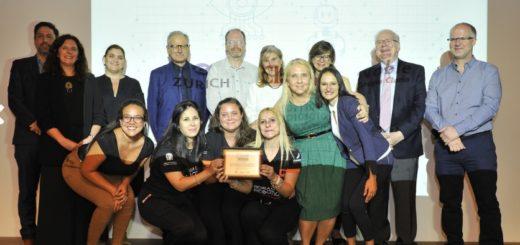 Proyecto de la Escuela de Robótica se quedó con el premio Clarín-Zurich a la Educación 2019