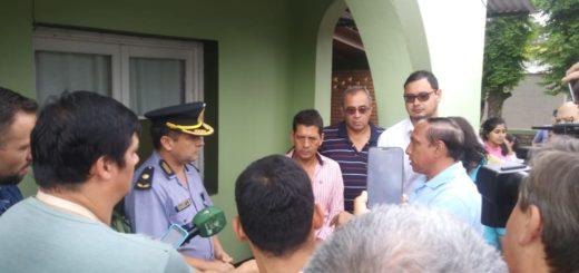 Esperan las pericias por la muerte de Luciano Villalba para decidir las excarcelaciones de los policías