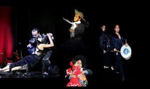 """Estrenan el espectáculo """"Chamalambo"""" en Sala Tempo"""