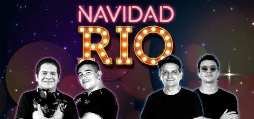"""""""Navidad Río"""", dos pistas para festejar en La Aventura a orillas del Paraná"""