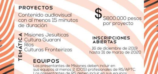 """El IAAviM y Pró-Cultura RS lanzan el concurso """"Audiovisual EntreFronteras"""""""
