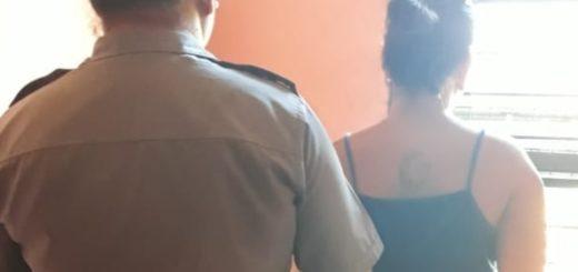 Posadas: la Policía atrapó a una motochorra y buscan a su cómplice