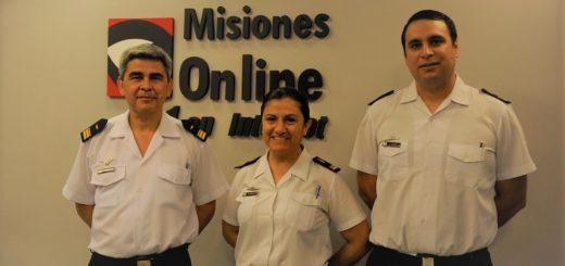 Se encuentran abiertas las inscripciones para sumarse a la Armada Argentina