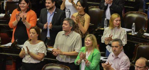 Se aprobó en Diputados la media sanción al proyecto de ley de Emergencia Económica y ahora debate el Senado