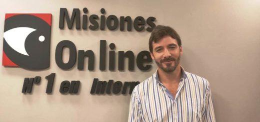 """Sebastián Oriozabala: """"Vamos a estar cerca, asesorando y acompañando al productor en el terreno"""""""