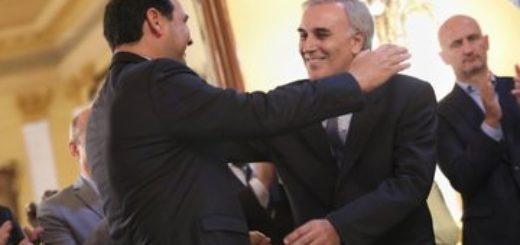 De ejecutivo de Las Marías a Ministro de Producción, Claudio Anselmo inició una nueva etapa en la gestión pública en Corrientes