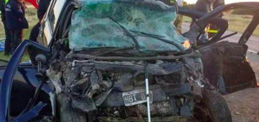 Accidente fatal en una ruta que une Buenos Aires y La Pampa: murieron siete personas