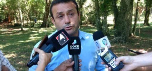 Oscar Herrera Ahuad anunció que la provincia contará con un equipo especial de Inteligencia Ambiental