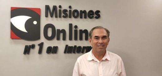 El intendente de Posadas, Leonardo Stelatto sostuvo que mejorar los servicios para los vecinos y realizar obras de infraestructura básica son las prioridades de su gestión