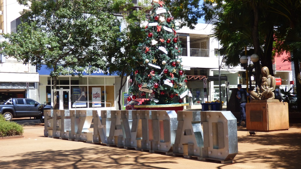 Navidad: calor en la ciudad y los vecinos se mudan a las playas