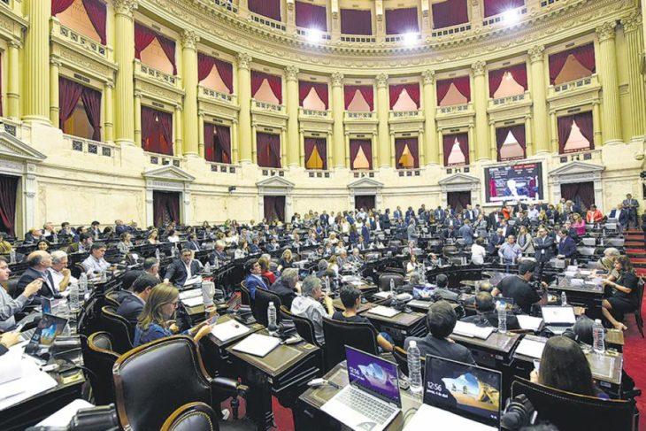 En sesiones extraordinarias, el Congreso debatirá entre enero y febrero el fin de las jubilaciones de privilegio