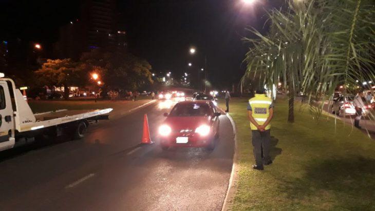 Inspectores de Posadas detectaron once conductores alcoholizados durante la Navidad