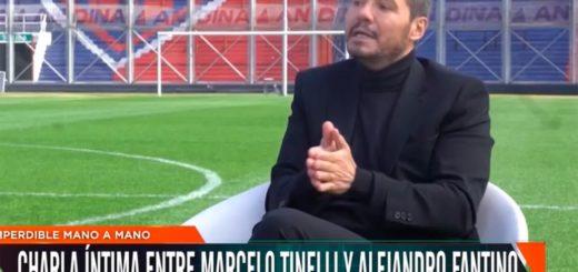 """Marcelo Tinelli: """"Alberto Fernández es un tipo que va tres pasos adelante"""""""