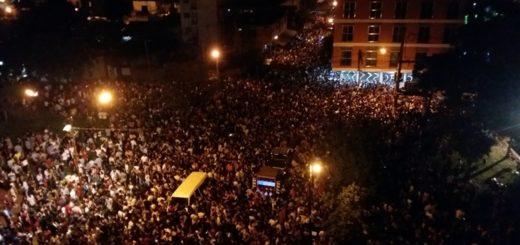 Después de los incidentes, no habrá fiesta de Año Nuevo en Villa Blosset de Posadas