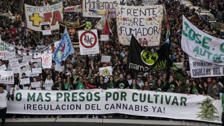La Ministra de Seguridad propone avanzar hacia la regulación del consumo de marihuana