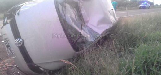 Conductor misionero murió en Santo Tomé luego de chocar contra el cadáver de un caballo