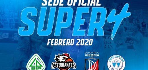 Básquet: Oberá sera sede del Super 4 de la Liga Argentina
