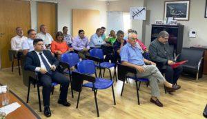 Tras una asamblea se conformó el nuevo directorio de Energía de Misiones