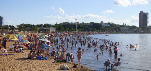 Fin de semana caluroso en Misiones, para este sábado se esperan máximas de 38°