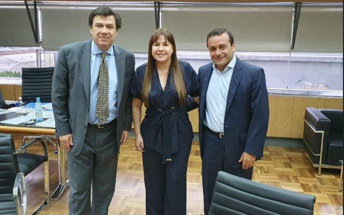 Herrera Ahuad se reunió con el ministro de Trabajo de la Nación y abordaron la cuestión tarefera