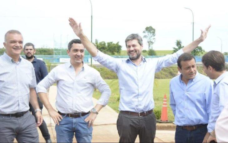 En su visita a Misiones, Lammens destacó el potencial turístico de la provincia