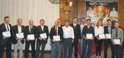 Karate: la FMK cerró el año 2019