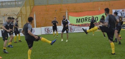 Fútbol: Crucero vuelve a los entrenamientos el 3 de enero en Santa Inés