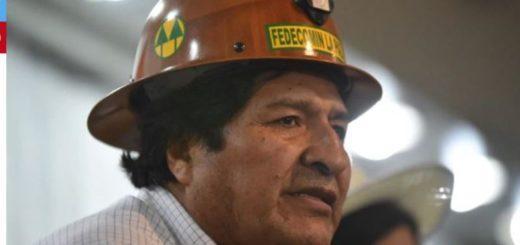 Evo Morales anunció que el MAS definirá su fórmula presidencial el 19 de enero en una reunión en Buenos Aires