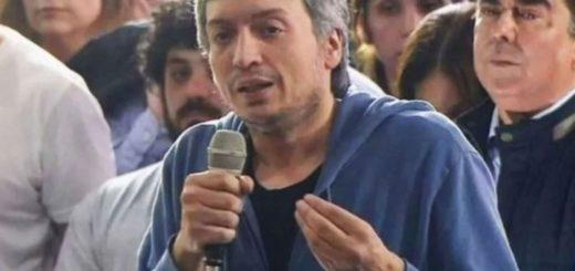 Sobreseyeron a Máximo Kirchner en la causa por el financiamiento de la campaña