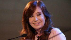 """Cristina en su saludo de año nuevo: """"vamos a recuperar el trabajo, el futuro y los sueños"""""""