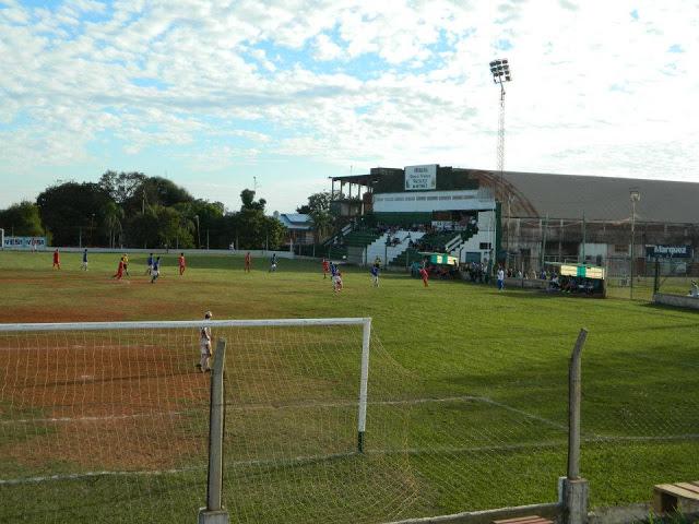 El estadio de la Liga de Iguazú sería refaccionado