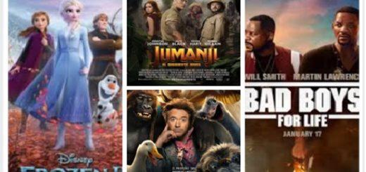 Todos los estrenos del cine y la televisión que se vienen en este primer mes del 2020