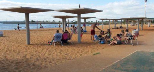 Posadas: familias se acercaron a El Brete a disfrutar de la tarde de jueves