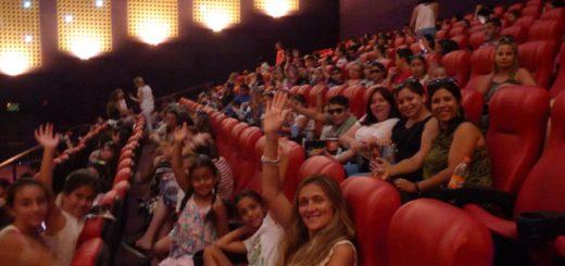 Frozen II llegó al IMAX del Conocimiento con una sala repleta: adquirí aquí los tickets