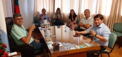 Todos contra el dengue: el ministro de Salud, Oscar Alarcón coordina acciones en distintos municipios misioneros para prevenir enfermedades vectoriales