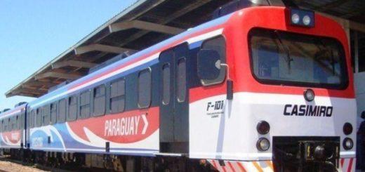 Congelaron la tarifa del tren Posadas-Encarnación por 120 días