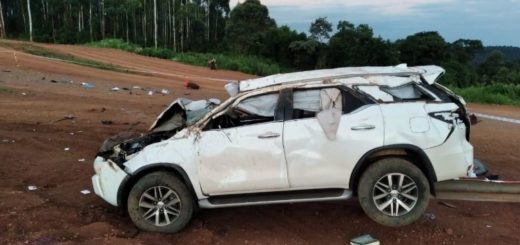 Marilú Leverberg: el estado de los demás ocupantes del vehículo que protagonizó el accidente fatal