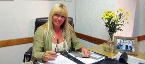 El velatorio de Marilú Leverberg será en la sede de UDPM en Oberá