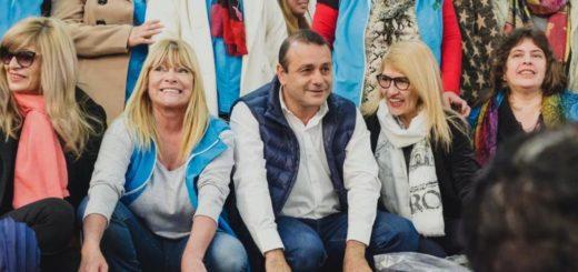 Las sentidas palabras por la muerte de Marilú Leverberg del gobernador Oscar Herrera Ahuad y de los dirigentes políticos de Misiones