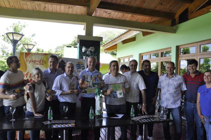 El Ministerio de Turismo lanzó la temporada de verano 2020 en los Saltos del Moconá