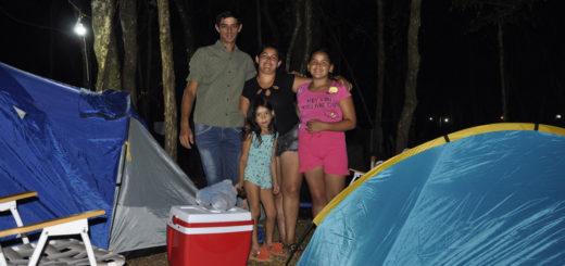 Hasta mañana se vive a pleno el Festival Provincial de las Carpas en Itacaruaré