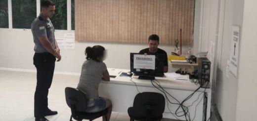 Canasvieiras: policía de enlace asistió a una mujer víctima de un hurto