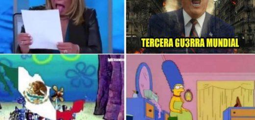 Estallaron los memes en redes sociales sobre el conflicto entre Estados Unidos e Irán