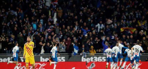 Barcelona empató con Espanyol en el derbi catalán