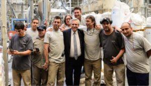 La Union Industrial y la CGT apoyaron el aumento a trabajadores privados